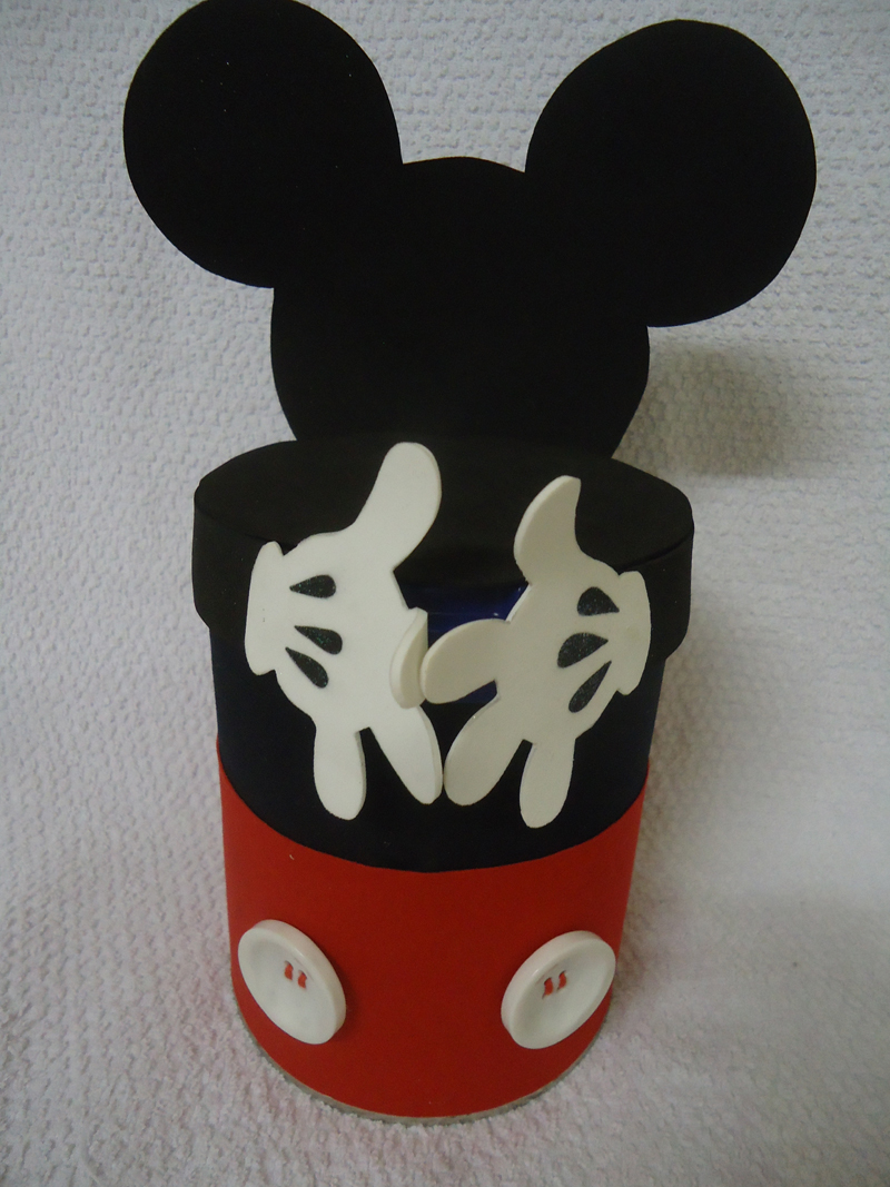 lata do Mickey