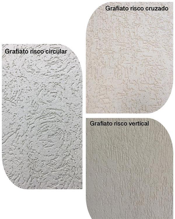Tipos de grafiato