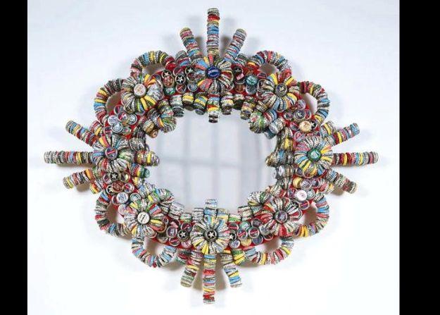 Aparador Antigo Madeira ~ Artesanato Reciclável para Decoraç u00e3o Artesanato Passo a