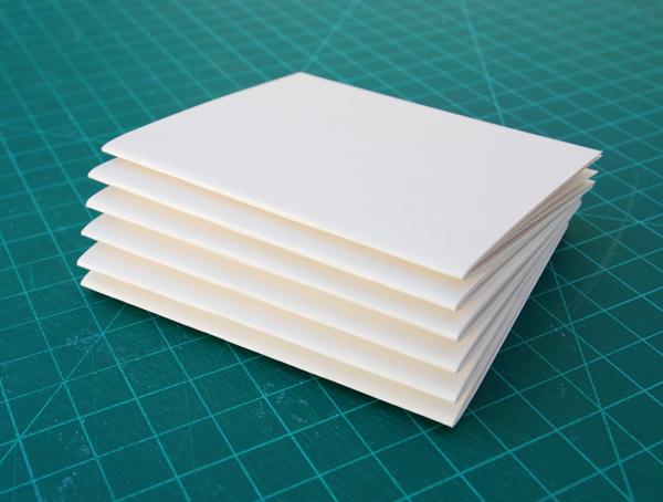 encadernação manual papel