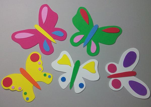 borboleta simples