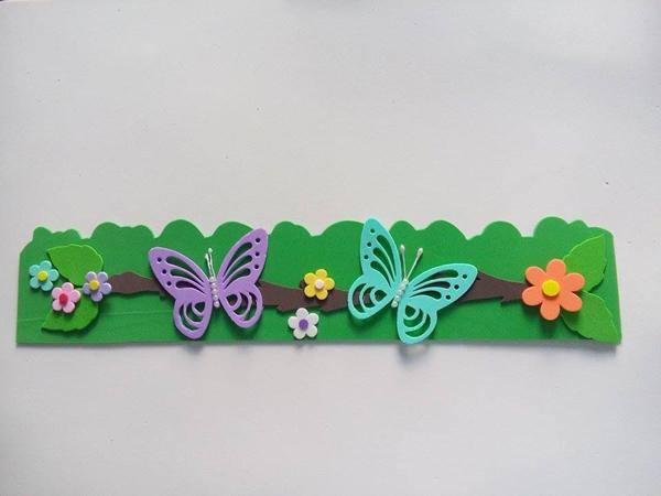 barrado de borboleta