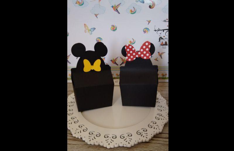caixa do Mickey mdf