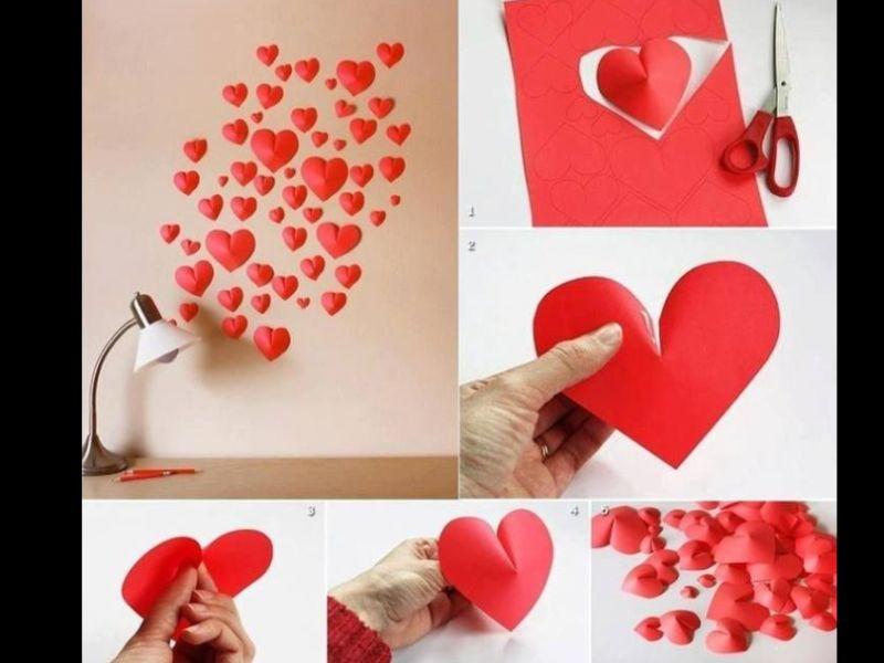coração decoração