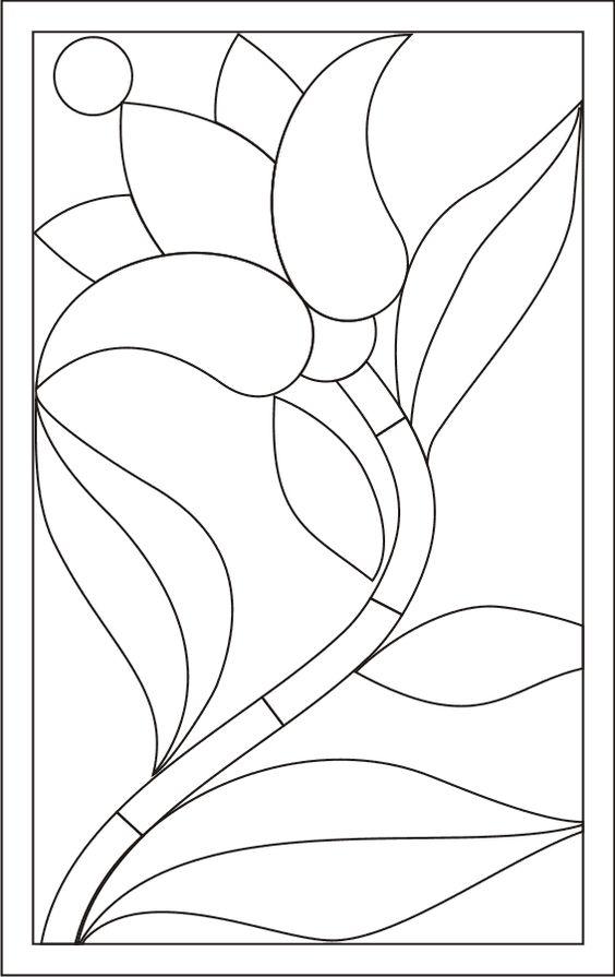 flores de patchwork