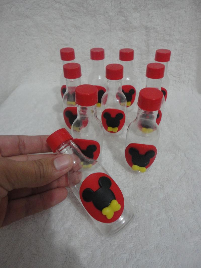 garrafa biscuit do Mickey