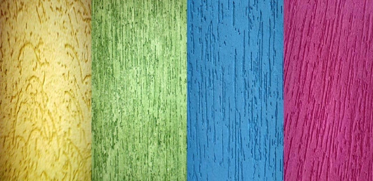 grafiato em cores