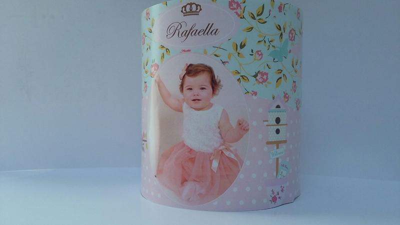 lata de leite decorada infantil
