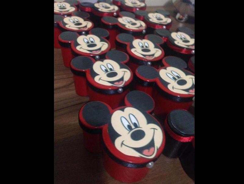 carinha do Mickey