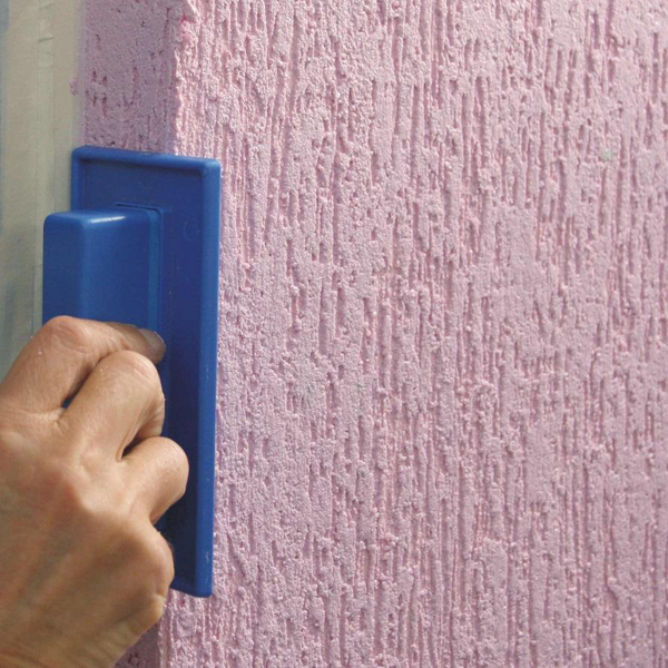 grafiato rosa