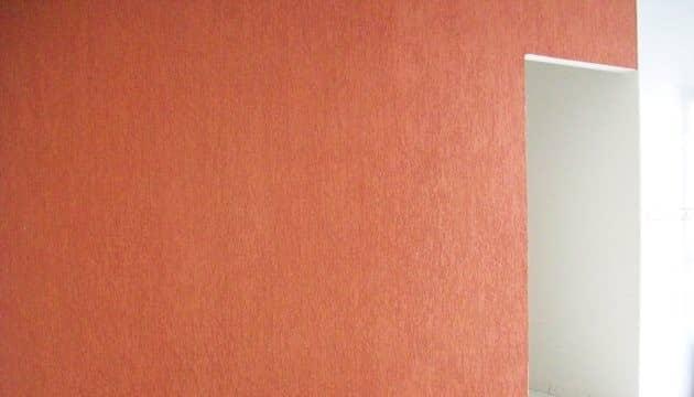 parede com grafiato