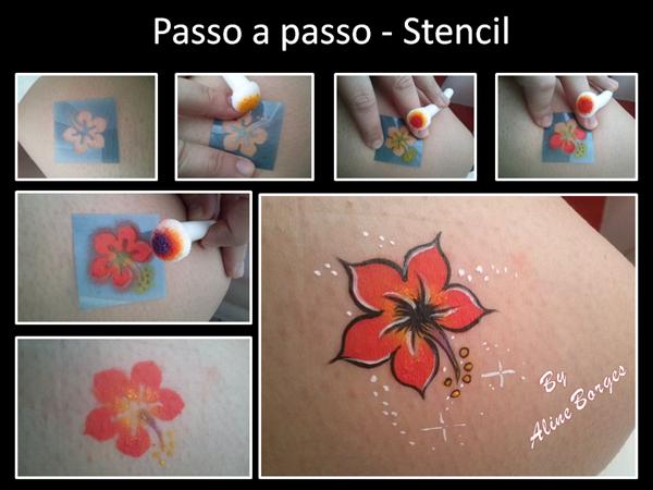 Moldes De Desenho Para Pintura De Rosto Infantil Artesanato Passo