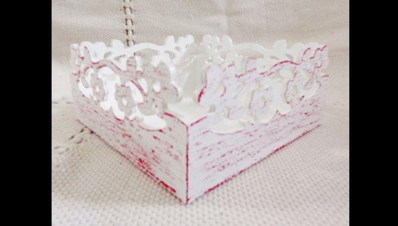 pintura pátina rosa e branca