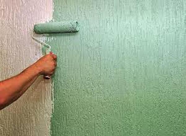 grafiato verde