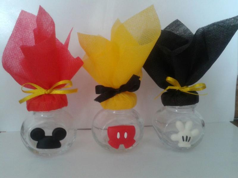 potinhos do Mickey