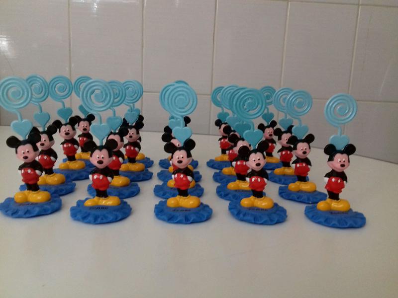porta recado do Mickey