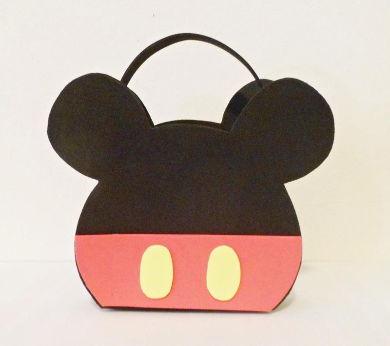 embalagem do Mickey