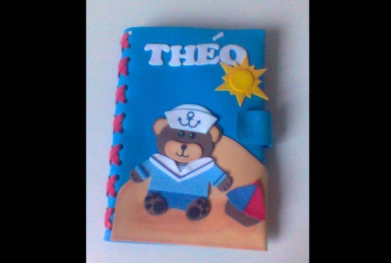 caderneta de vacina marinheiro