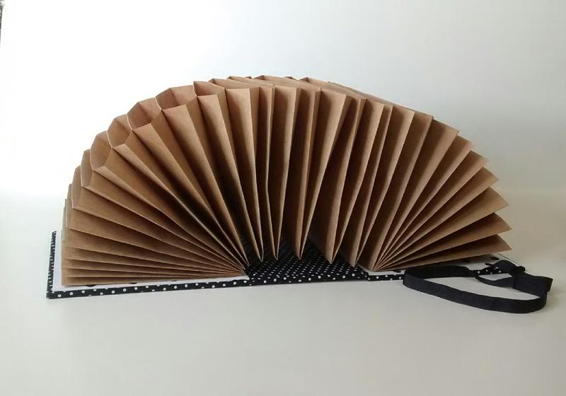 pasta artesanal sanfonada simples