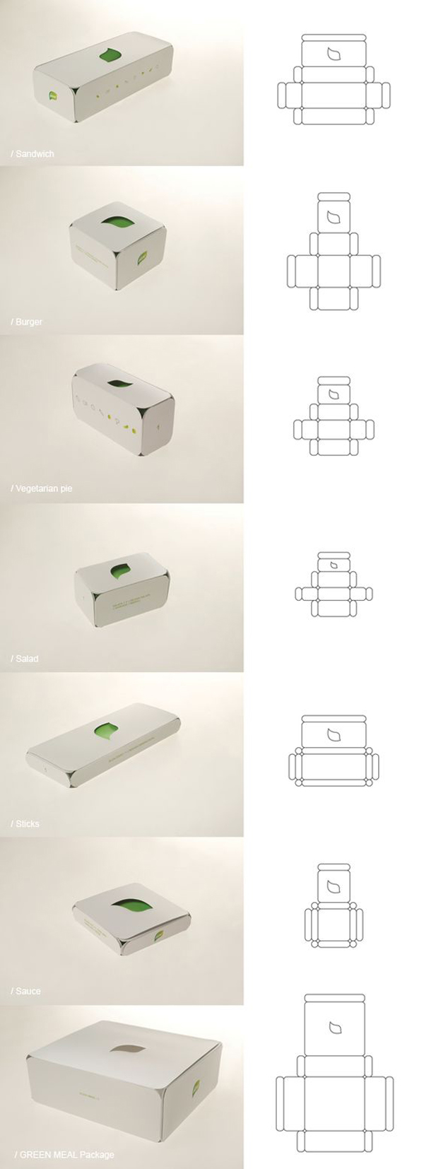 caixa de lembrancinha de papel