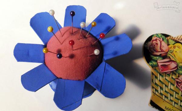 agulheiro de flor