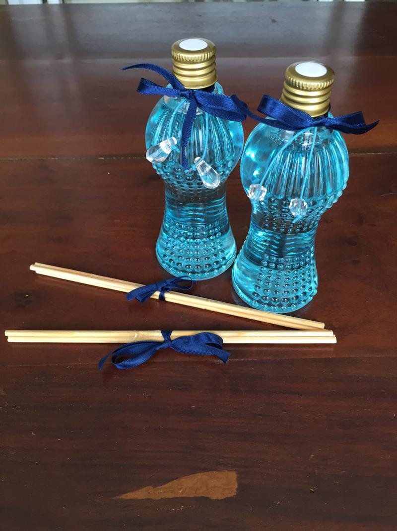 aromatizador de ambientes azul