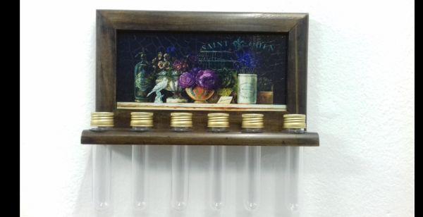 porta condimentos decorado