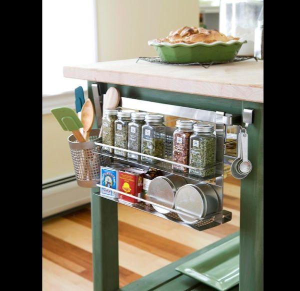 porta condimentos na mesa