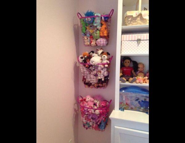 organizador para brinquedos sacolas