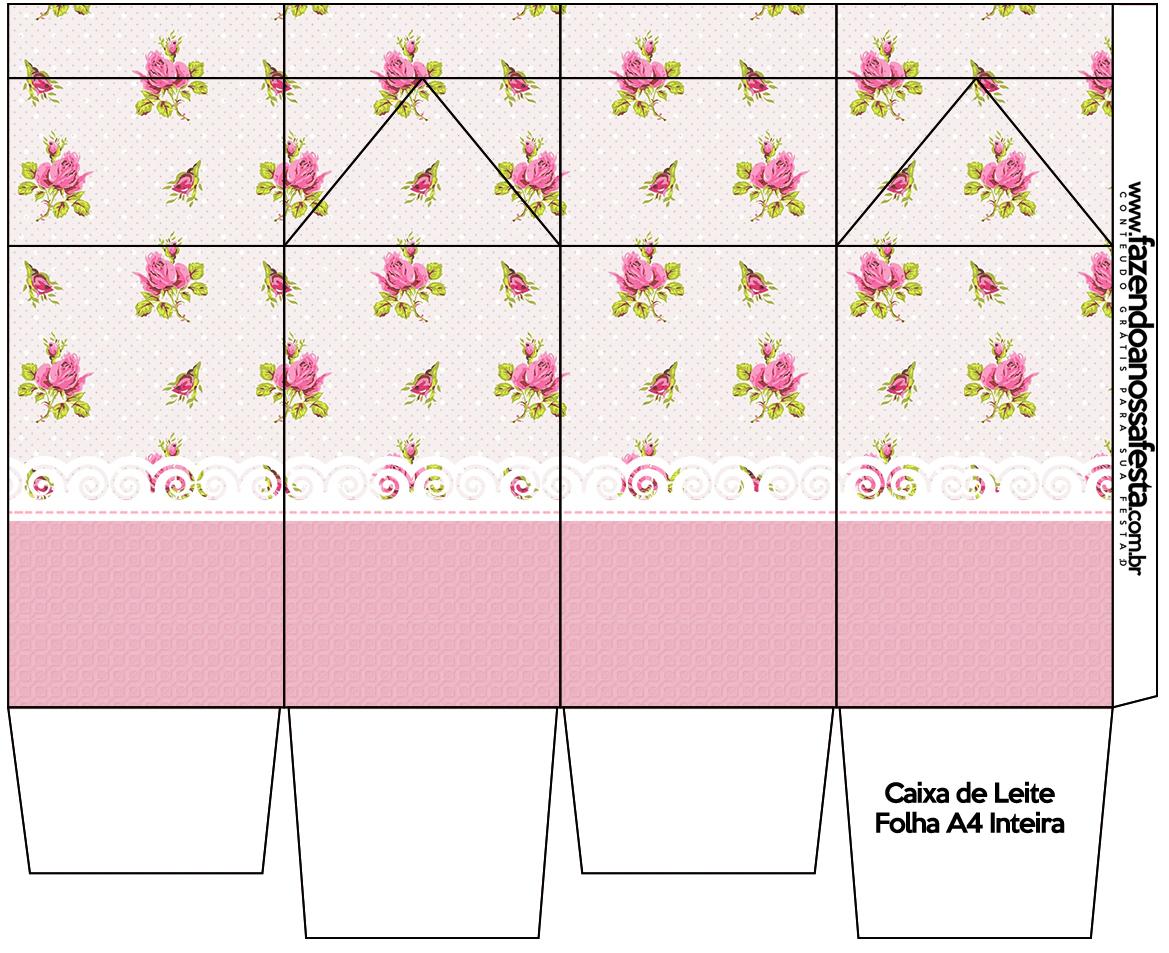 caixinha milk flores