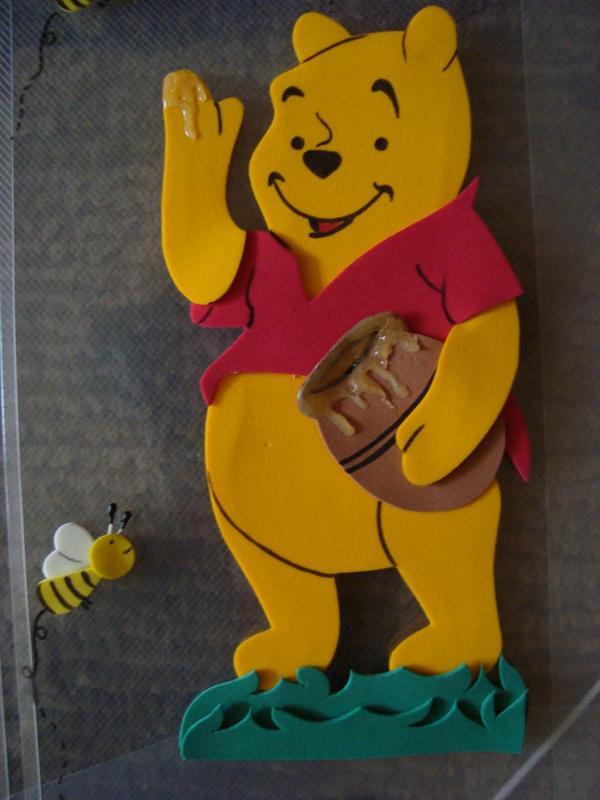 caderno com eva urso