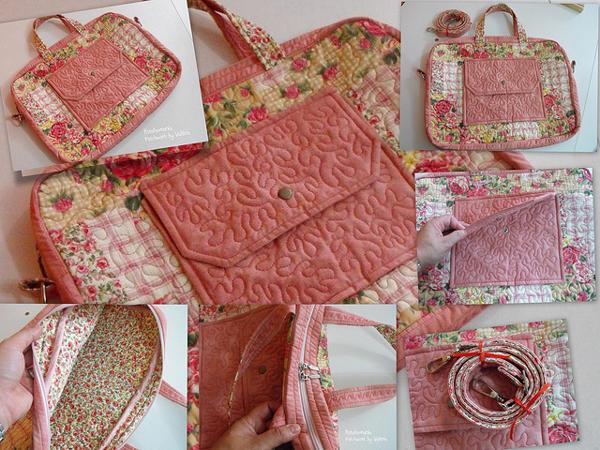 case para notebook rosa