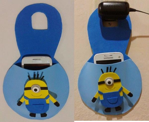 porta carregador de cd