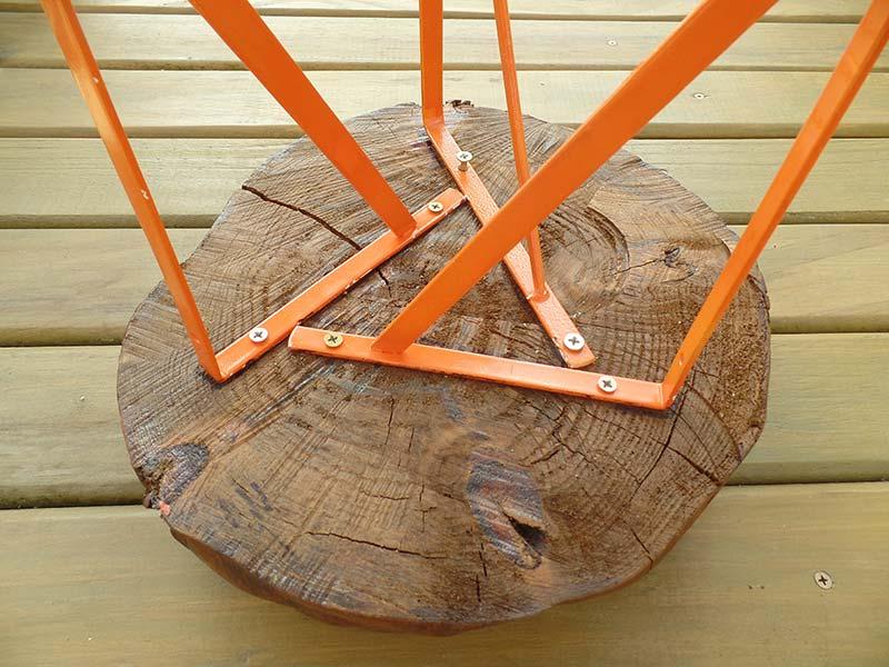 mesa com madeira como fazer