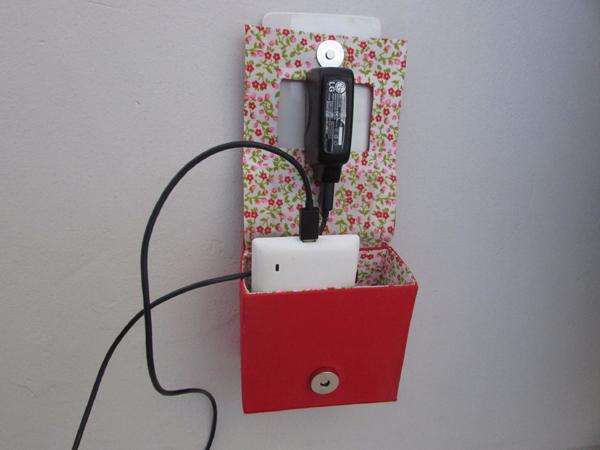 porta carregador de cartonagem