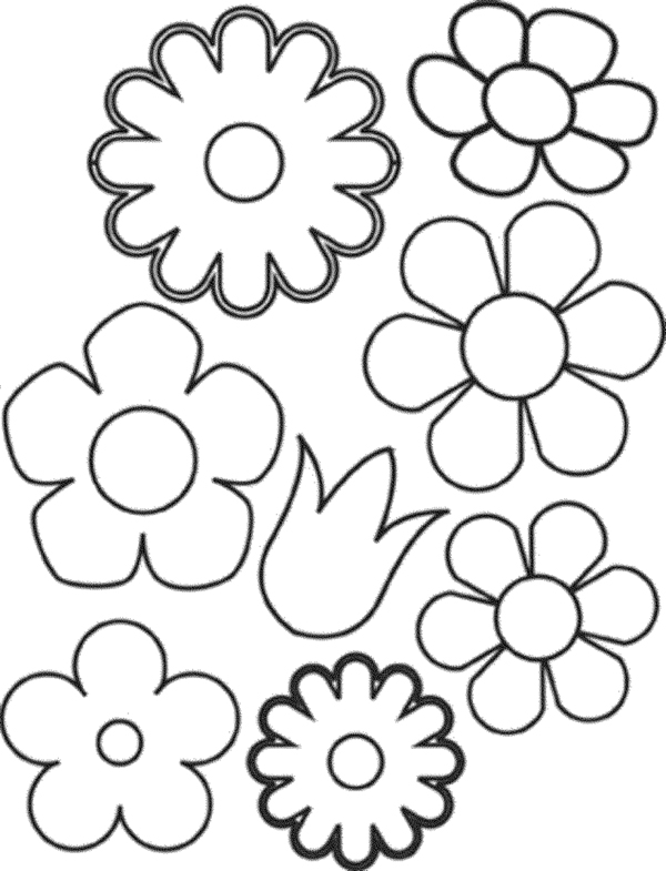 small plant coloring pages - photo#9