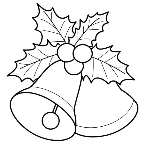 simbolos de natal sininhos