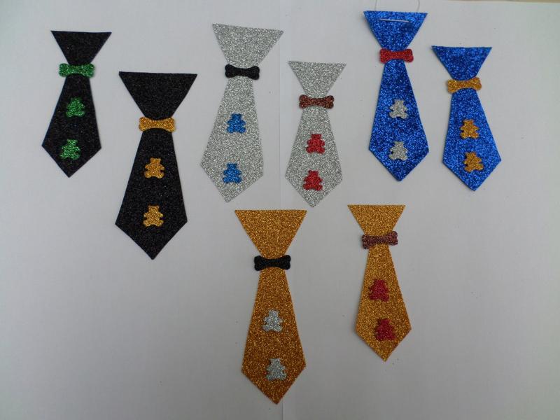 gravata em EVA para pet