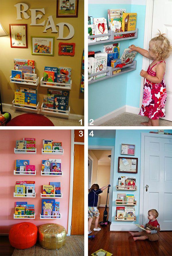 organizador de revistas quarto infantil