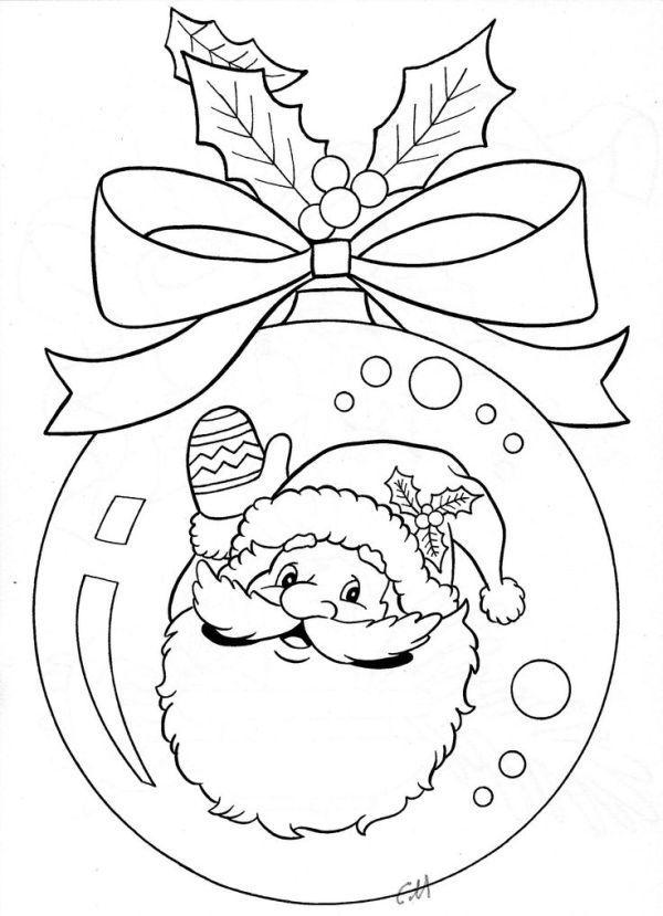 simbolos de natal bolas natalinas