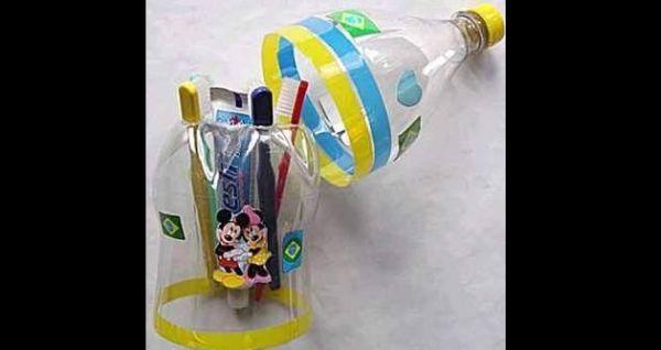 porta escova de dente simples