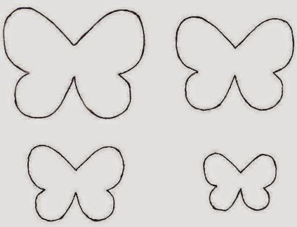 passo a passo borboleta de papel