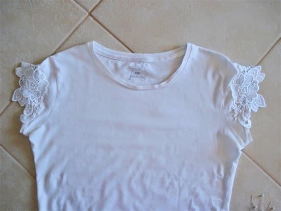 Fazendo Passo a passo camiseta