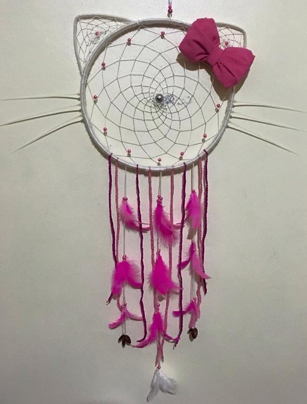 filtro de sonhos hello kitty