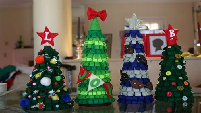 tutorial árvore natalina
