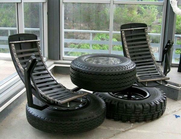 reciclagem com pneus jogo
