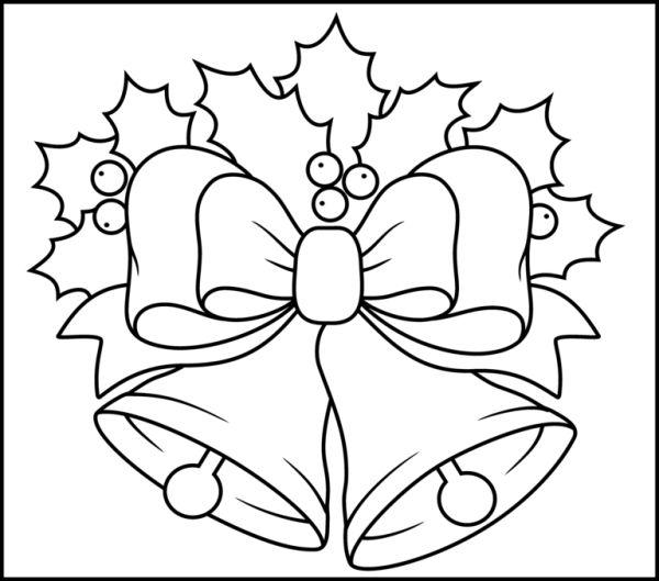simbolos de natal laços