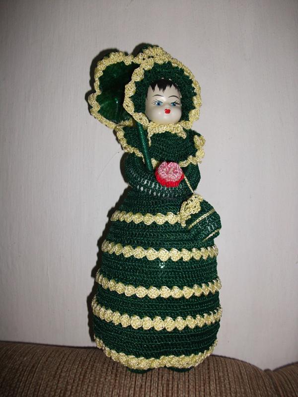 boneca de garrafa pet estampada