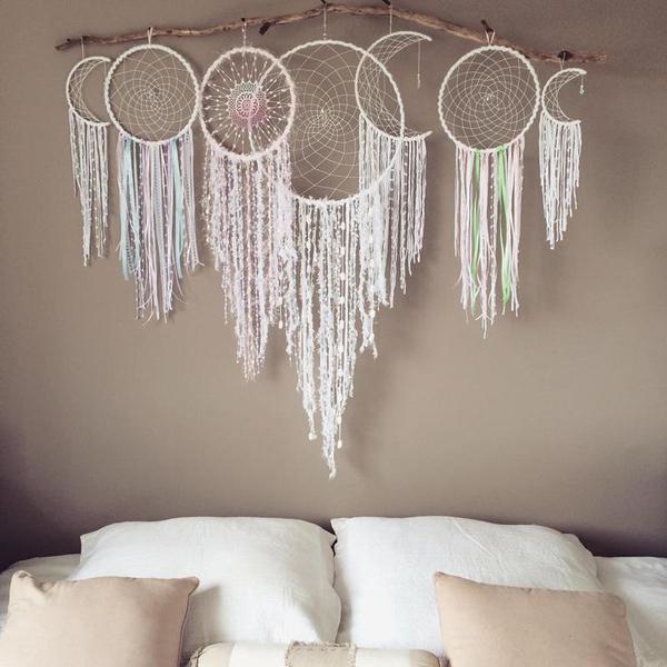filtro de sonhos na decoração