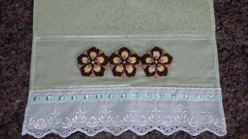ponto russo flores
